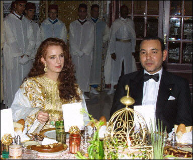 Naissance du prince h ritier fils de mohammed vi - Prenom rachid ...