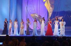 Miss Univers 2002 Miss Panama Justine Pasek